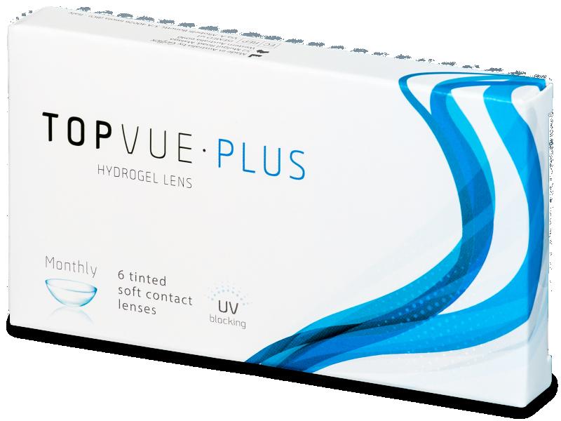 TopVue Monthly Plus (6db lencse) - Havi kontaktlencsék