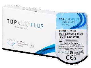TopVue Monthly Plus (1 db lencse) - Havi kontaktlencsék