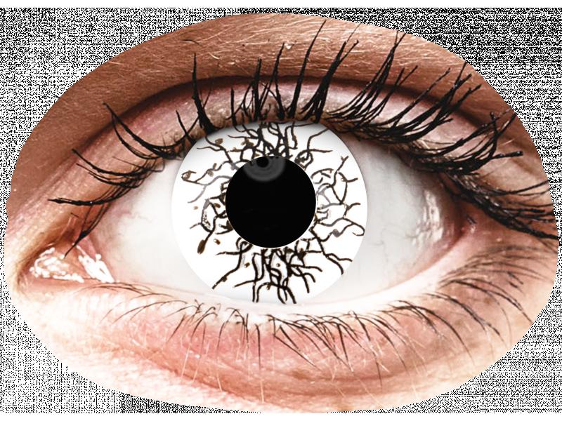 ColourVUE Crazy Lens - Vikingdom - dioptria nélkül napi lencsék (2db lencse)