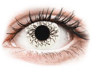 ColourVUE Crazy Lens - Vikingdom - dioptria nélkül napi lencsék (2db lencse) - Coloured contact lenses