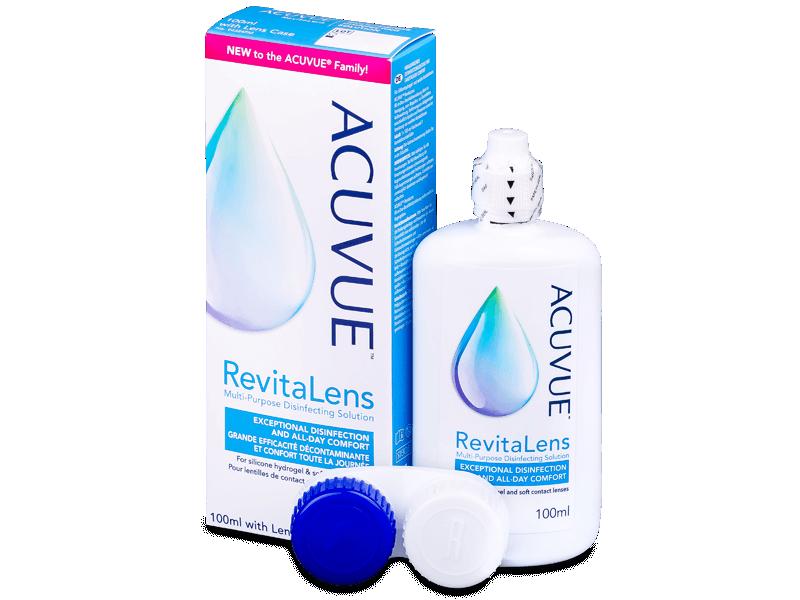 Acuvue RevitaLens ápolószer 100 ml  - Ápolószer