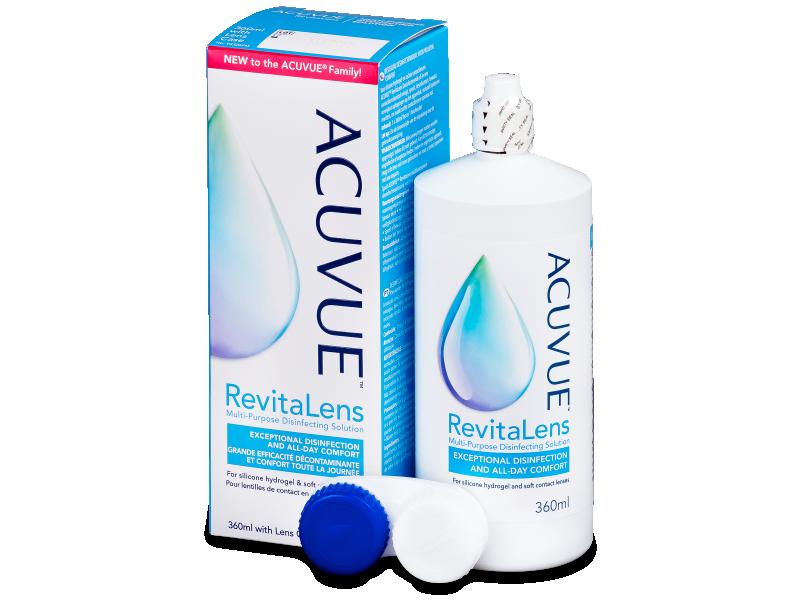 Acuvue RevitaLens ápolószer 360 ml  - Ápolószer