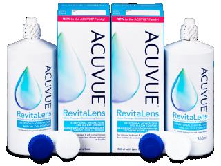 Acuvue RevitaLens ápolószer 2 x 360 ml