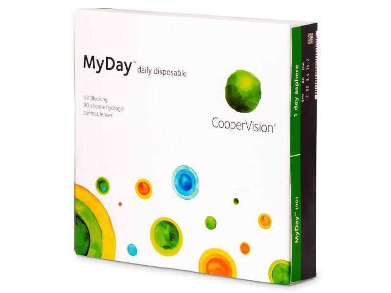 MyDay daily disposable (90db lencse) - Napi kontaktlencsék