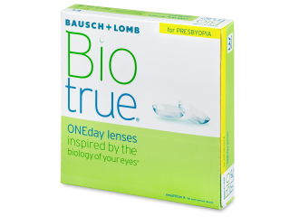 Biotrue ONEday for Presbyopia (90 lencse)