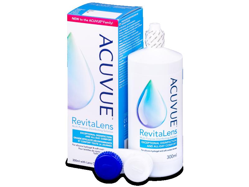Acuvue RevitaLens ápolószer 300 ml  - Ápolószer