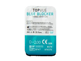 TopVue Blue Blocker (5 db lencse) - Buborékcsomagolás előnézete
