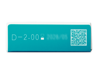 TopVue Blue Blocker (5 db lencse) - Paraméterek előnézete