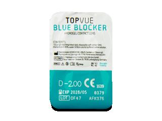 TopVue Blue Blocker (30 db lencse) - Buborékcsomagolás előnézete