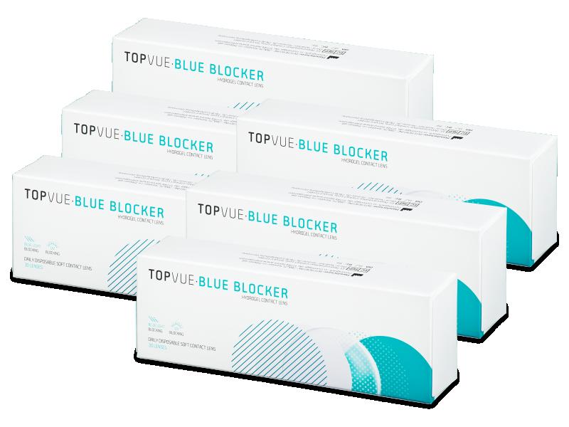 TopVue Blue Blocker (180 db lencse) - Napi kontaktlencsék