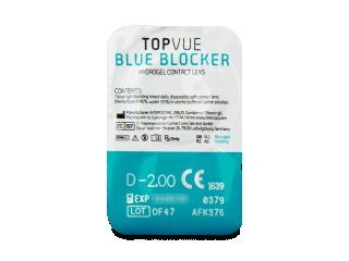 TopVue Blue Blocker (180 db lencse) - Buborékcsomagolás előnézete