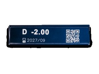 TopVue Premium (12 db lencse) - Paraméterek előnézete