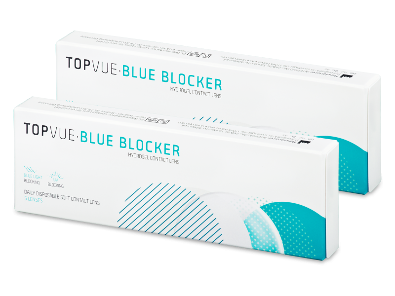 TopVue Blue Blocker (5 pár)