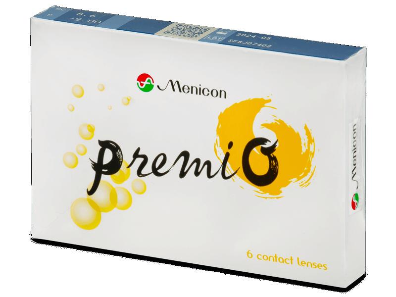 Menicon PremiO (6 db lencse) - Kétheti kontaktlencse