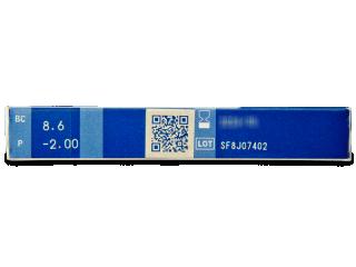 Menicon PremiO (6 db lencse) - Paraméterek előnézete