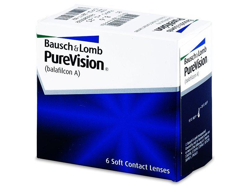 PureVision (6db lencse) - Havi kontaktlencsék