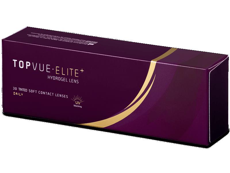 TopVue Elite+ (30 db lencse) - Napi kontaktlencsék