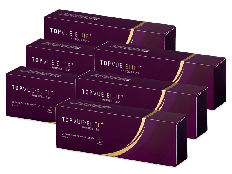TopVue Elite+ (180 db lencse) - Napi kontaktlencsék