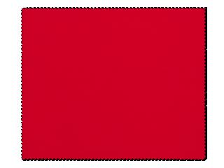 Tisztítókendő szemüveghez - piros