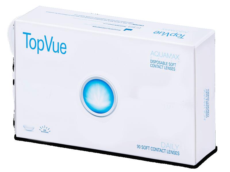 TopVue Daily (90 db lencse) - Napi kontaktlencsék