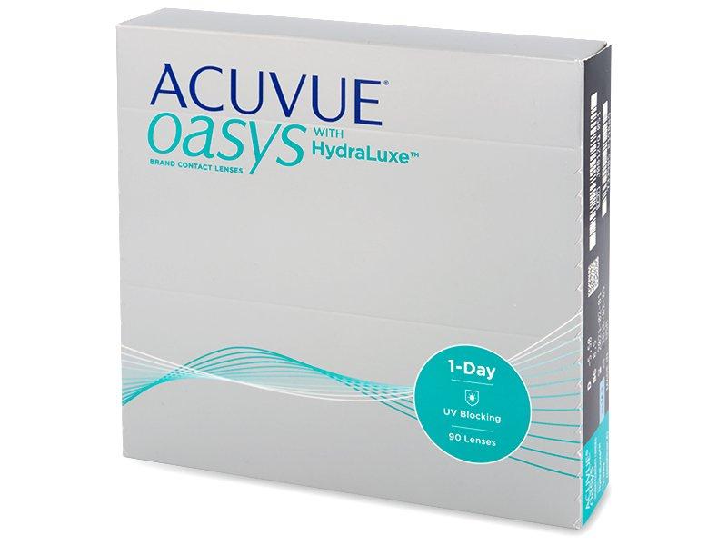 Acuvue Oasys 1-Day (90 db lencse) - Napi kontaktlencsék