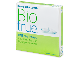 Biotrue ONEday (90 db lencse)