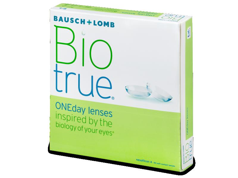 Biotrue ONEday (90db lencse) - Napi kontaktlencsék