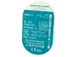 Bausch + Lomb ULTRA (6 lencse) - Buborékcsomagolás előnézete