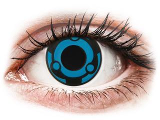 CRAZY LENS -  Vision - dioptria nélkül napi lencsék (2 db lencse) - Coloured contact lenses