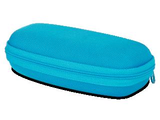 Cipzáras gyermek szemüvegtok - kék