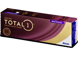 Dailies TOTAL1 Multifocal (30 lencse) - Multifokális kontaktlencsék