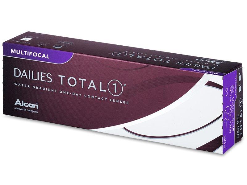 Dailies TOTAL1 Multifocal (30 lencse) - Korábbi csomagolás