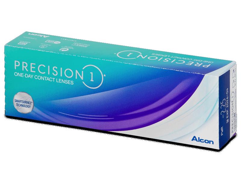Precision1 (30 db lencse) - Napi kontaktlencsék