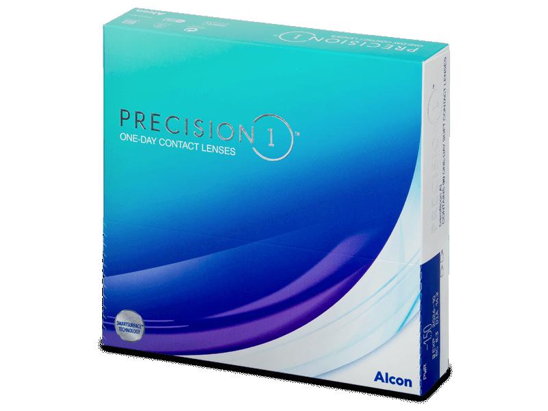 Precision1 (90 db lencse) - Napi kontaktlencsék