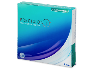Precision1 for Astigmatism (90 db lencse)