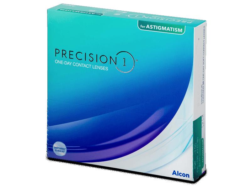 Precision1 for Astigmatism (90 db lencse) - Tórikus kontaktlencsék
