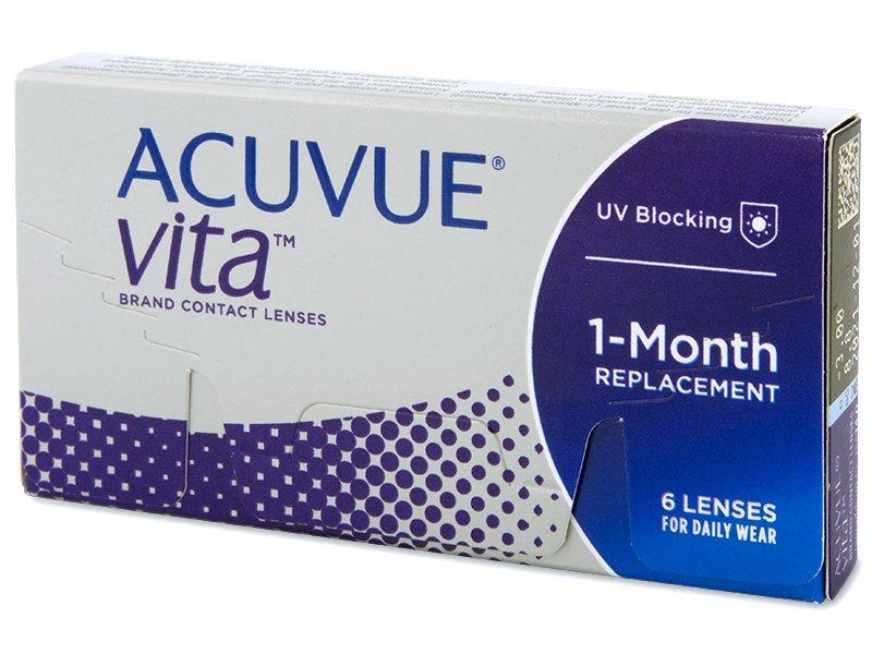 Acuvue Vita (6 lencse) - Havi kontaktlencsék