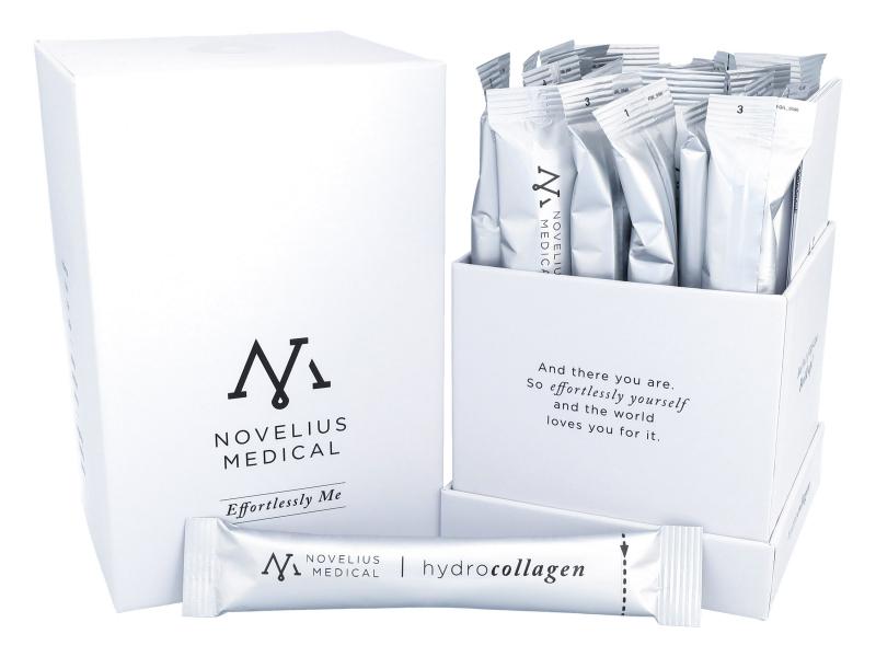 Novelius Medical kollagén étrend-kiegészítő 28x 6 g