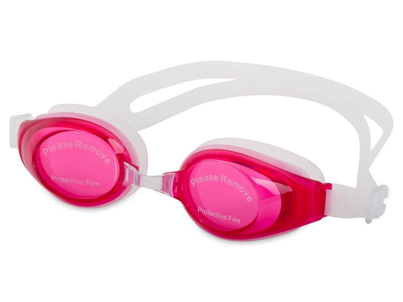 Neptun úszószemüveg - piros
