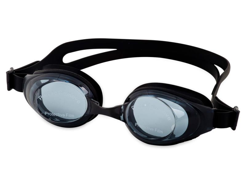 Neptun úszószemüveg - fekete