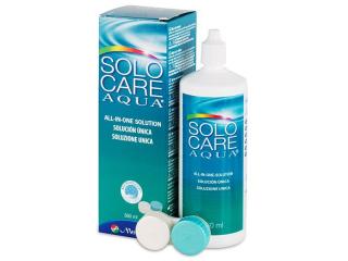 SoloCare Aqua kontaktlencse folyadék 360ml  - Korábbi csomagolás