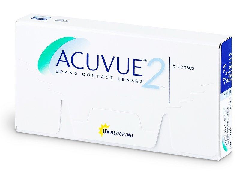 Acuvue 2 (6db lencse) - Kétheti kontaktlencse