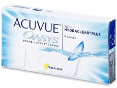 Acuvue Oasys (6db lencse) - Kétheti kontaktlencse