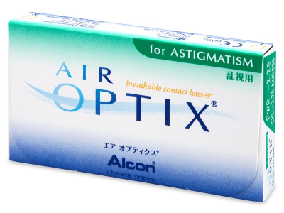 Air Optix for Astigmatism (3 db lencse)
