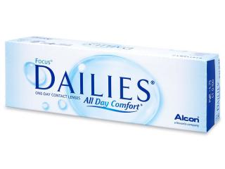 Focus Dailies All Day Comfort (30db lencse) - Napi kontaktlencsék