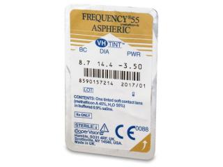 Frequency 55 Aspheric (6db lencse) - Buborékcsomagolás előnézete
