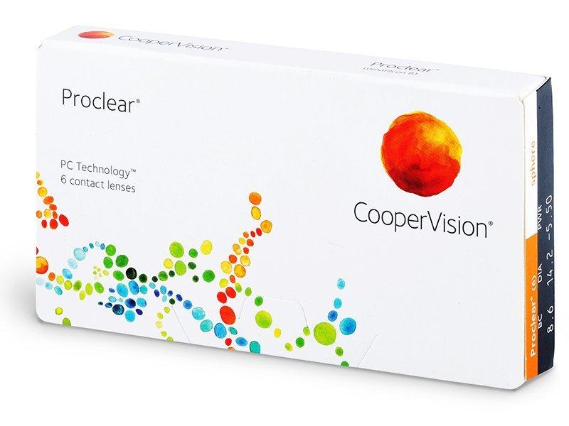 Proclear Sphere (6db lencse) - Havi kontaktlencsék