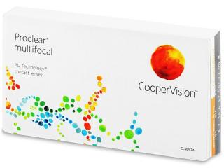 Proclear Multifocal (3db lencse) - Multifokális kontaktlencsék