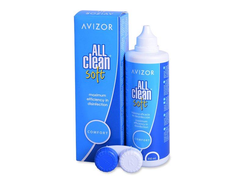 Avizor All Clean Soft ápolószer 350 ml  - Ápolószer