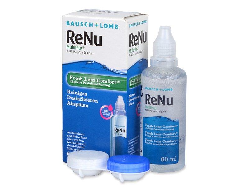 ReNu MultiPlus kontaktlencse folyadék 60ml  - Ápolószer